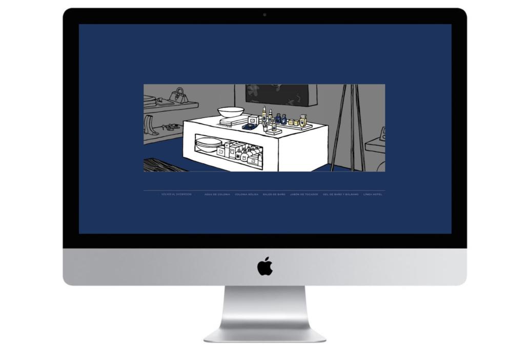 Diseño gráfico Isabel Torres. Hierbas de Ibiza web