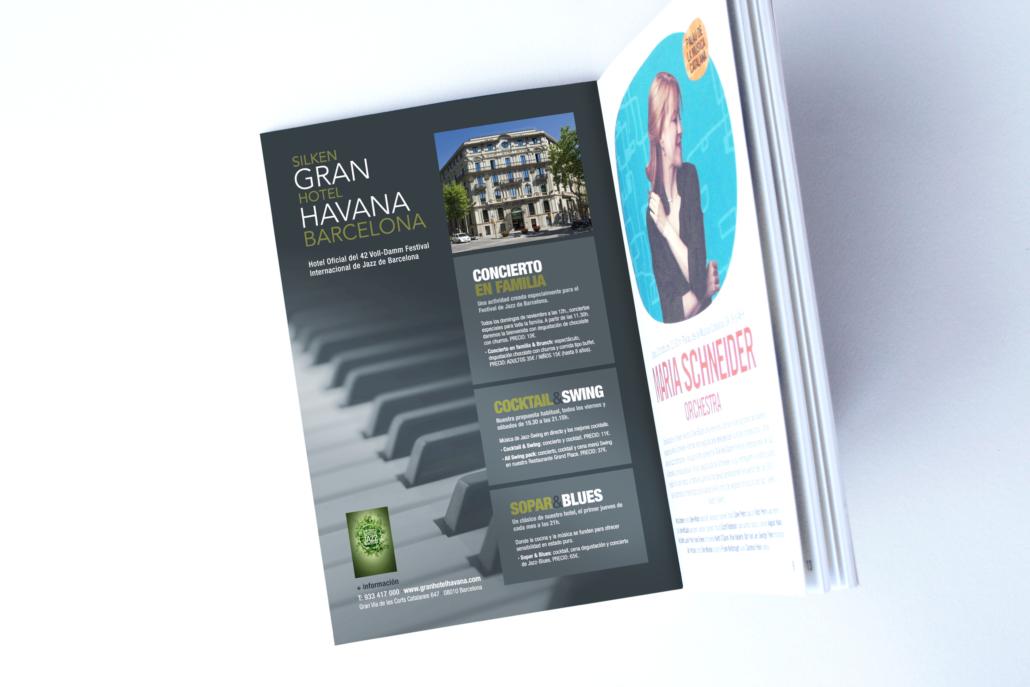 Diseño gráfico Isabel Torres. Publicidad