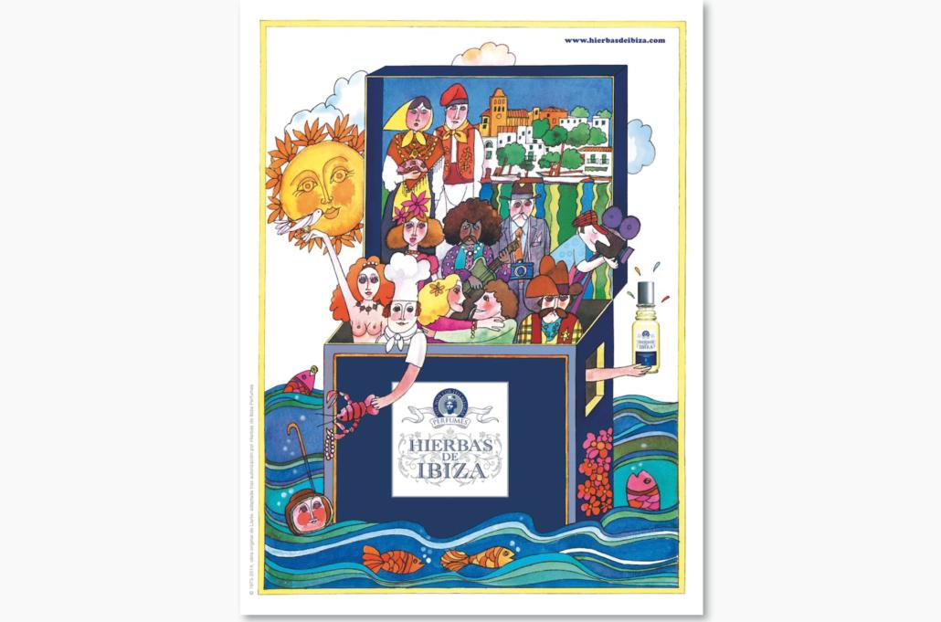 Hierbas de Ibiza anuncio