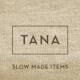 Diseño web y marca Tana. Isabel Torres